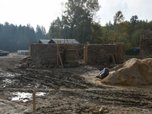 U Památníku Jana Žižky roste arecheoskanzen. Stát bude 47 milionů korun