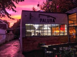 Českobudějovická restaurace Paluba otevřela výdejní okénko