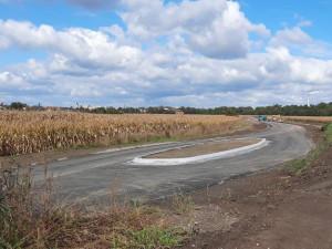 Nová cyklostezka do Roudného by měla být hotová na konci listopadu
