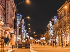 Město se pomalu ladí do vánoční atmosféry. Přichystané jsou i novinky