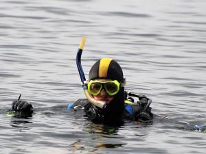 Potápěč se ztratil během ponoru v Orlíku. Pátrá po něm policie
