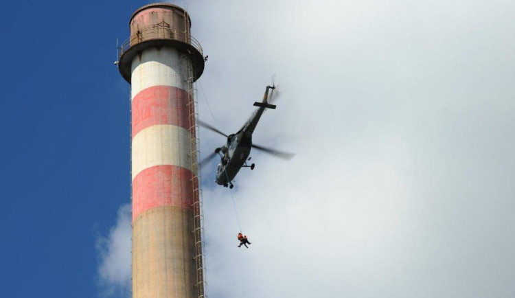 Z výtopny Vráto zůstane jen komín. Nejvyšší stavba ve městě bude sloužit čisté energii