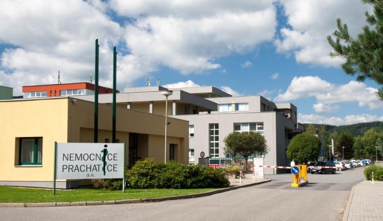 Prachatická nemocnice znovu otevírá lůžkovou část dětského oddělení a porodnici