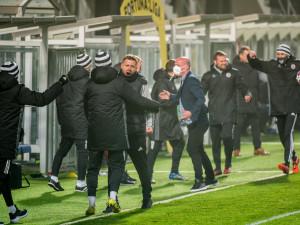 Dynamo senzačně porazilo Spartu. Pražanům nasázelo na Letné čtyři branky