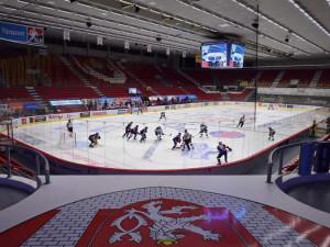 Fanoušci můžou podpořit hokejisty pozdravem na kostce