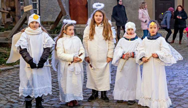V Českém Krumlově bude letos tak trochu jiný advent