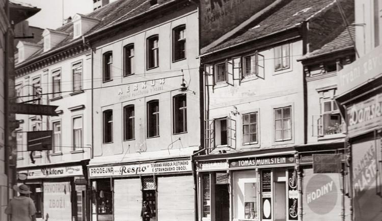 DRBNA HISTORIČKA: Jako první zavedl ve městě anglické kakesy Tomáš Mühlstein