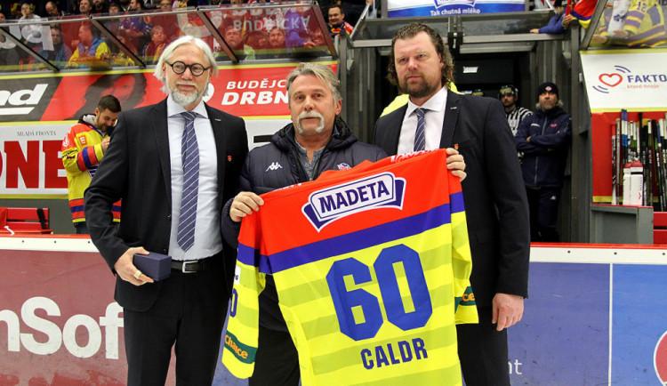 Vladimír Caldr slaví narozeniny. Hokejová legenda dnes vede základní školu