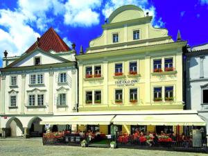Český Krumlov povolil provoz kasina v hotelu na náměstí