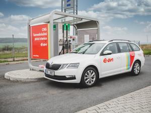 E.ON rozšiřuje svoji síť CNG o nové plničky ve Strakonicích a Milevsku