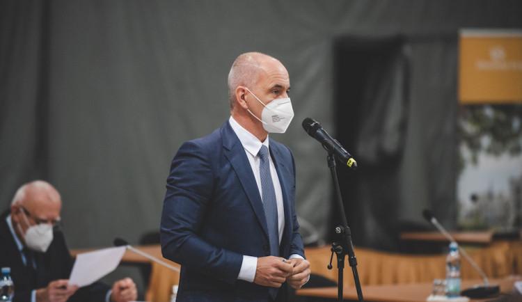 Předsedou Asociace krajů se stal jihočeský hejtman Martin Kuba