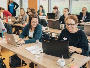 Czechitas mění životy budějovických žen. Na jaro plánují tříměsíční kurz vývoje webu