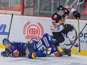 FOTO: Porážka číslo devět. Motor doma ještě nevyhrál, Sparta na jihu Čech zvítězila 5:1