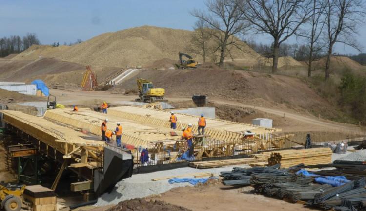 Stavba dalšího úseku D3 se může zpozdit. Hnutí Duha napadlo vedení části dálnice