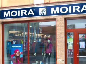 Strakonická Moira by mohla dodávat prádlo pro astronauty