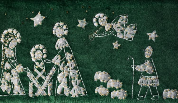 Předvánoční ukázky řemesel online potěší nejednoho Budějčáka v době adventu