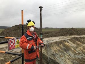Z Plané do Soběslavi vede nový plynovod. Vznikal unikátní metodou pluhování