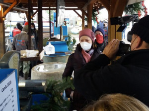 Inspektoři se i letos zaměřují na stánky s kapry. Ryby budou v prodeji na více než 2660 místech
