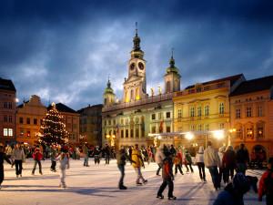 DRBNA HISTORIČKA: Vánoce ve městě
