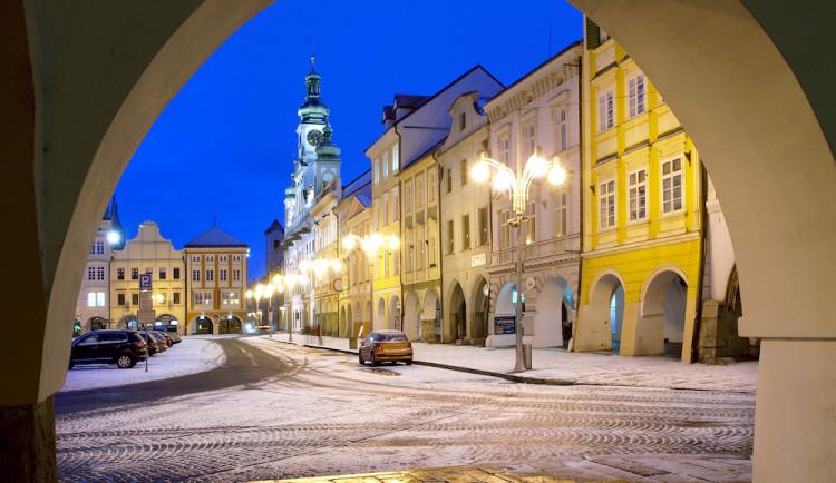 DRBNA HISTORIČKA: Silvestr v Českých Budějovicích