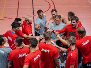 Jihostroj si zpestří přípravu na extraligu zápasy s reprezentací Rakouska