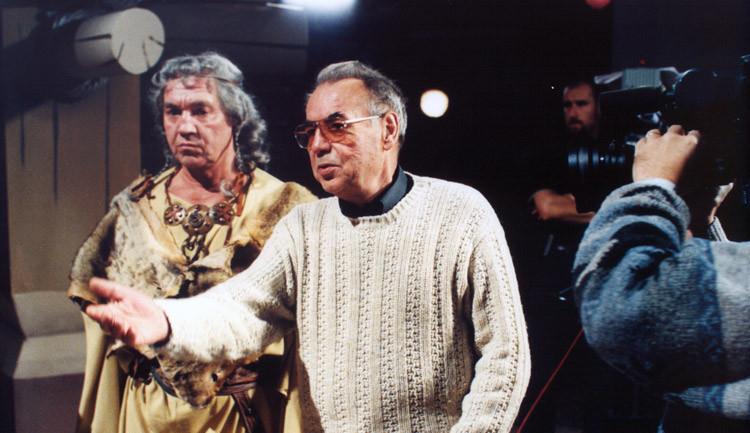Zemřel režisér František Filip, bylo mu 90 let. Rodák z Písku byl legendou české televizní tvorby