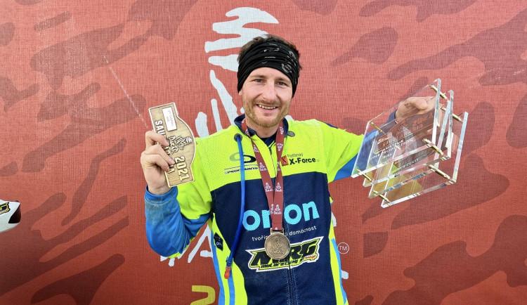 Budějčák Michek vyrovnal nejlepší český výsledek mezi motocyklisty na Dakaru