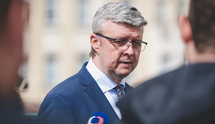 Strakonické sídliště bude mít dodávky tepla, uklidňuje ministr Havlíček