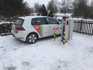 Dvě nové dobíjecí stanice na elektromobily najdou lidé na Lipensku