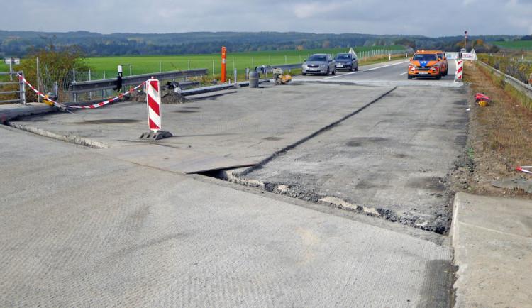 ŘSD letos v kraji opraví šest mostů. Nejdražší budou práce u Českého Vrbného