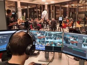 Jihočeská filharmonie natočila koncerty na CD. Rozdává je předplatitelům