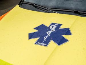 Při dopravní nehodě na Jindřichohradecku se vážně zranili dva lidé