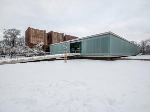 Jihočeská vědecká knihovna dokončila modernizaci za 168 milionů