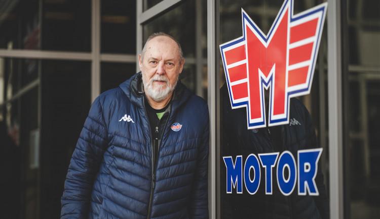 LEGENDA MOTORU: Slavii nemám bytostně rád. Fotbalové góly jsem musel tajit, říká František Čech