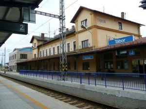 Správa železnic opraví nádraží v Táboře, rekonstrukce vyjde na 150 milionů korun