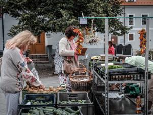 Trhy na Piaristickém náměstí se kvůli vládním opatřením ruší