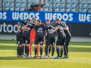 Dynamo má další bod, se Slováckem remizovalo