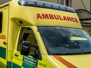 Náledí komplikovalo ráno dopravu v kraji. Zdravotníci vyjížděli k několika nehodám