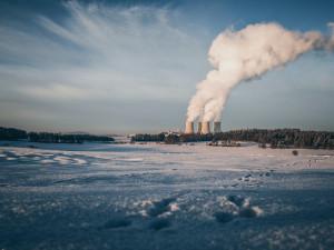 Modernizace, spolehlivý provoz a chladné počasí pomohly Temelínu k historickému rekordu