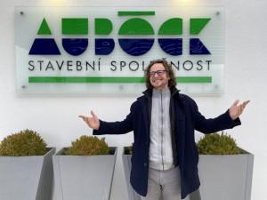 Firma s kamarádskou atmosférou hledá lidi, co chtějí pracovat a být za to dobře odměněni, říká ředitel stavební firmy Auböck