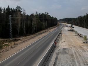 Krajský úřad vyvlastnil pozemky motocentra. ŘSD může dostavět část dálnice D3 u Tábora