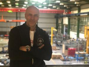 Začínal jako zámečník, nyní je spolumajitelem strojírenské firmy. Střední škola ve Velešíně mi dala nejlepší základ pro kariérní rozvoj, říká absolvent