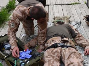 Mise v Afghánistánu mi otevřela oči, říká strakonický voják,  který sloužil v jednotce strážných andělů