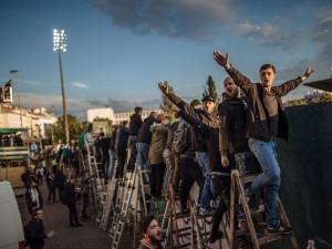 """""""Tribuna štafle"""" nebude tolerována, na utkání v Ďolíčku nejezděte, vyzývá fanoušky Dynama pražská Bohemka"""
