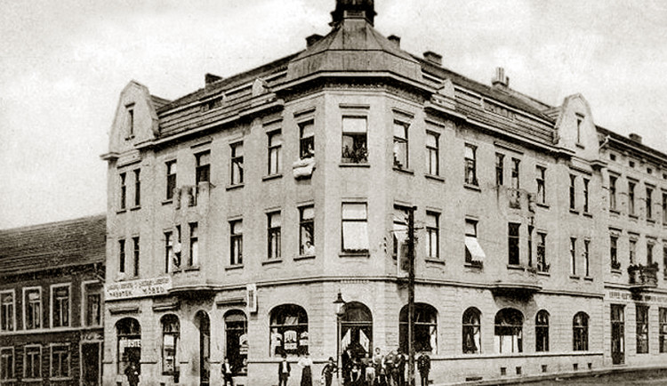 DRBNA HISTORIČKA: Hotel Fried představoval rozmach města před první světovou válkou