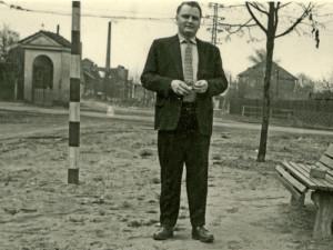 České Budějovice objektivem Milana Bindera a perem Martina Maršíka: Poslední kaplička