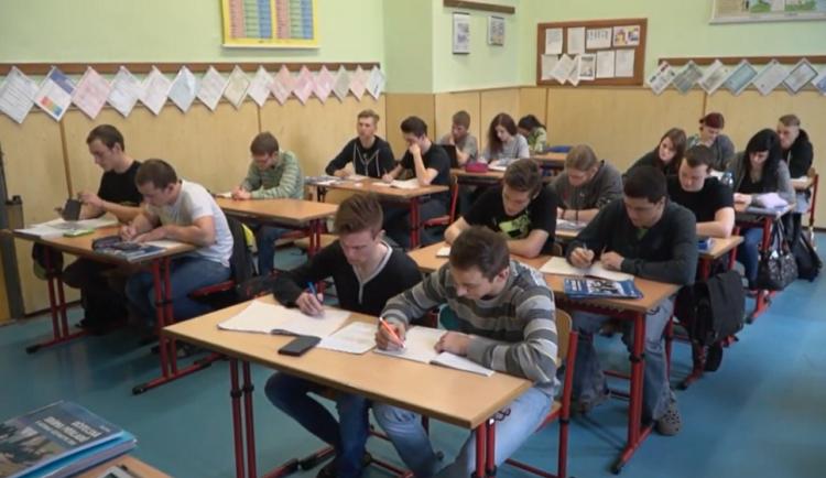 Českobudějovické sportovní gymnázium část zkoušek pořádá v Praze