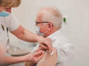 Jihočeský kraj bude mít tento týden k dispozici zhruba 13 tisíc dávek vakcín