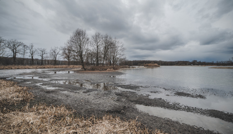 Vrbenské rybníky prošly generální opravou. Kraj vyšly práce na více než 100 milionů