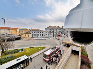 Které město si zaslouží kamerový dohled nejvíce? Jihočeský kraj zatím bez soutěžního projektu